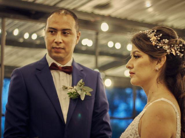 El matrimonio de David y Liz en Medellín, Antioquia 39