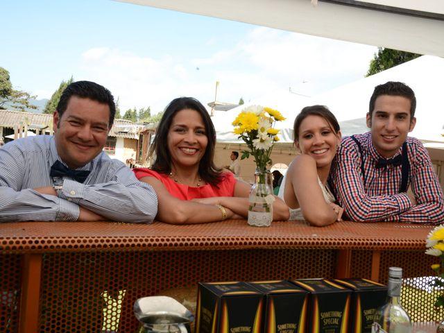 El matrimonio de Alberto y Camila en Chía, Cundinamarca 6