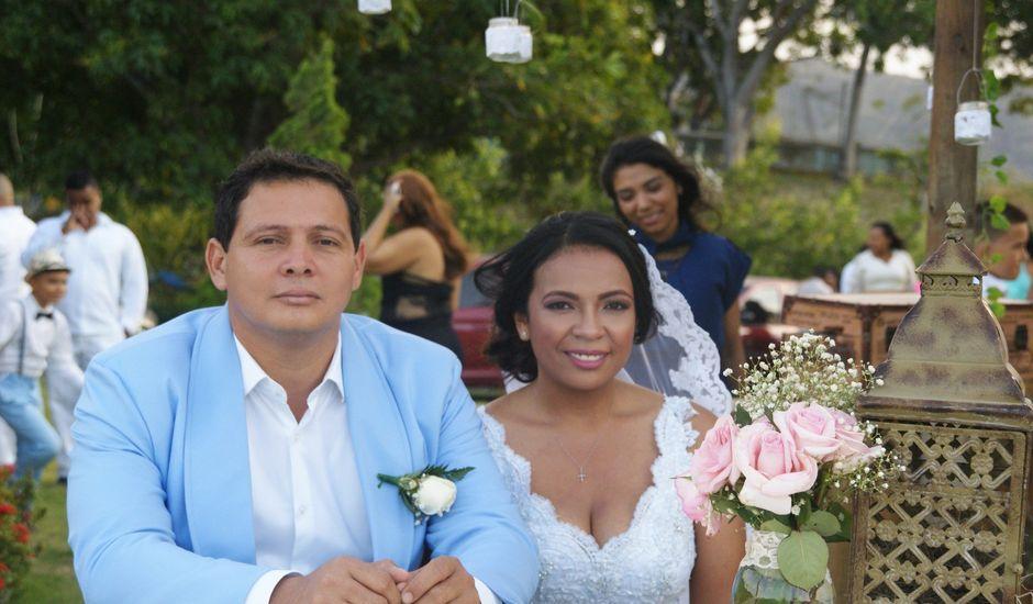 El matrimonio de Eder y Jenifer  en Santa Marta, Magdalena