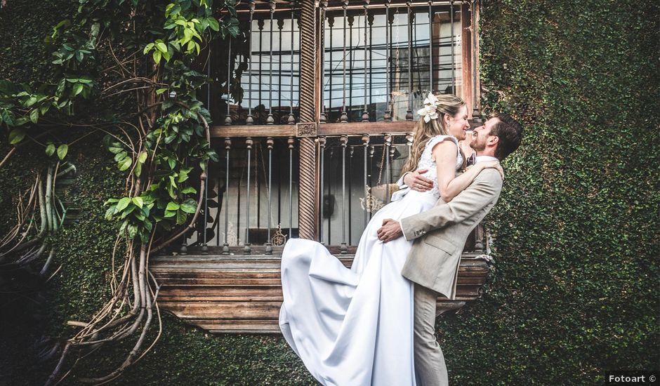 El matrimonio de Raúl y María en Cali, Valle del Cauca