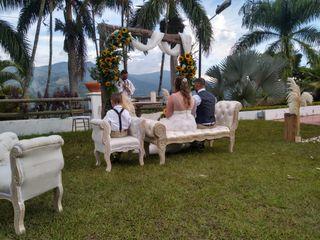 El matrimonio de Adriana y Juan 1