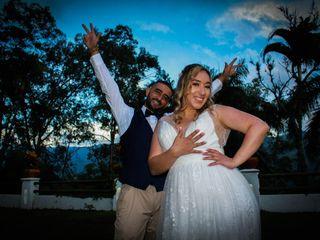 El matrimonio de Adriana y Juan
