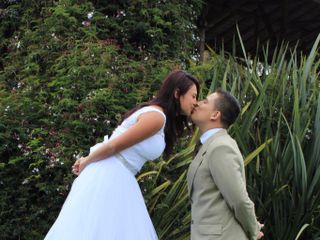 El matrimonio de Eliana y Jonathan 1