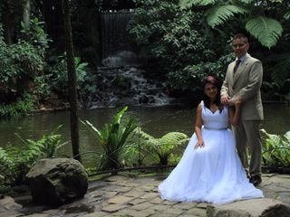 El matrimonio de Eliana y Jonathan