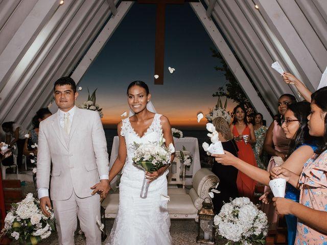 El matrimonio de Yamid y Eliana  en Santa Marta, Magdalena 47