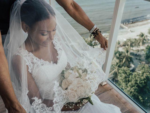 El matrimonio de Yamid y Eliana  en Santa Marta, Magdalena 34