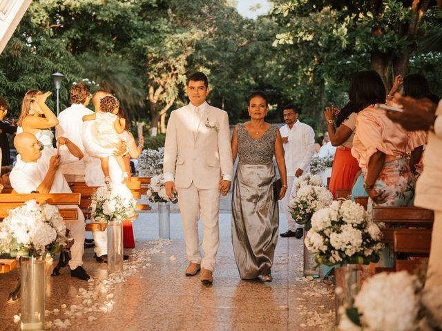 El matrimonio de Yamid y Eliana  en Santa Marta, Magdalena 37