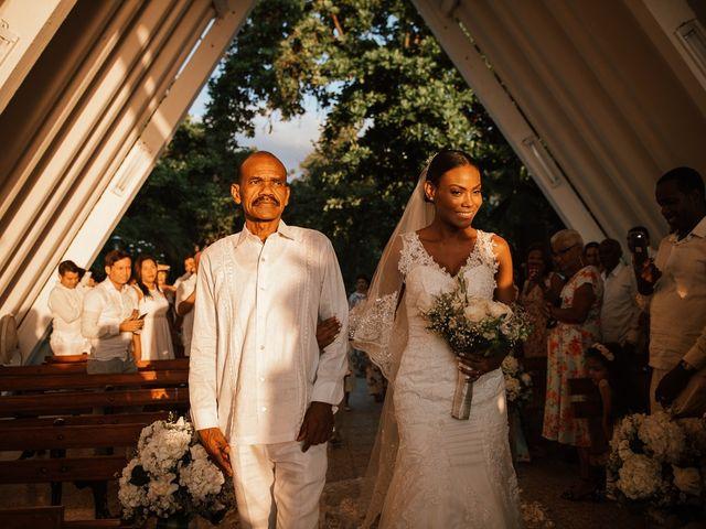 El matrimonio de Yamid y Eliana  en Santa Marta, Magdalena 40