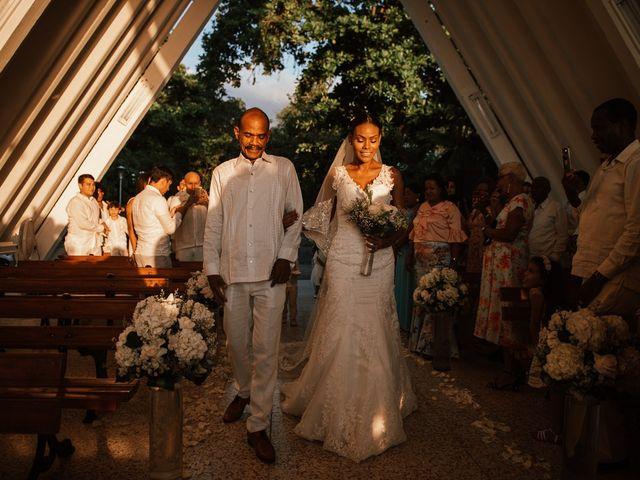 El matrimonio de Yamid y Eliana  en Santa Marta, Magdalena 41