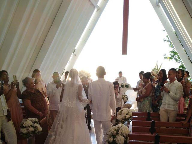 El matrimonio de Yamid y Eliana  en Santa Marta, Magdalena 43