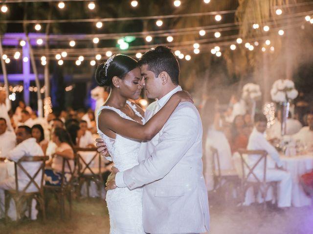 El matrimonio de Yamid y Eliana  en Santa Marta, Magdalena 53