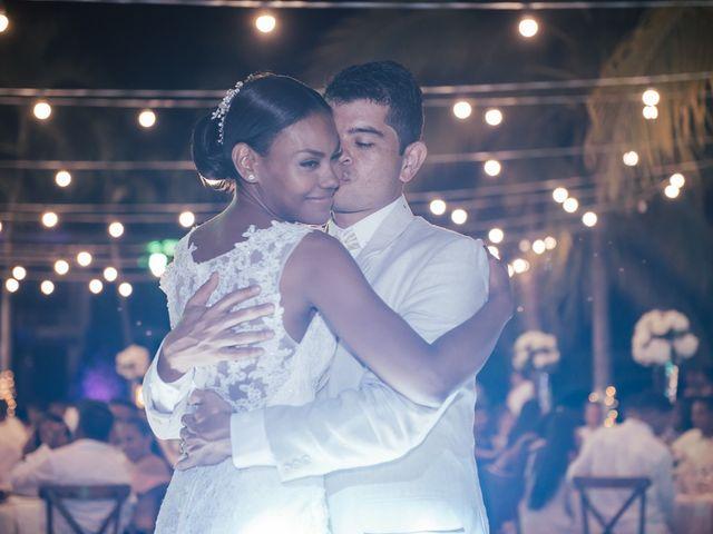 El matrimonio de Yamid y Eliana  en Santa Marta, Magdalena 63