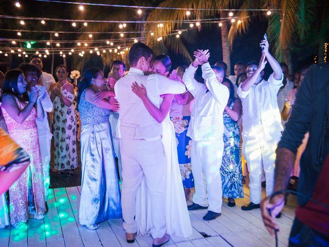El matrimonio de Yamid y Eliana  en Santa Marta, Magdalena 72