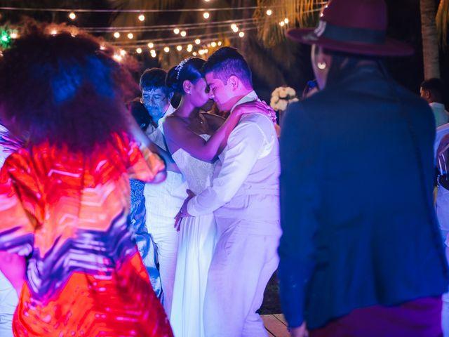 El matrimonio de Yamid y Eliana  en Santa Marta, Magdalena 73