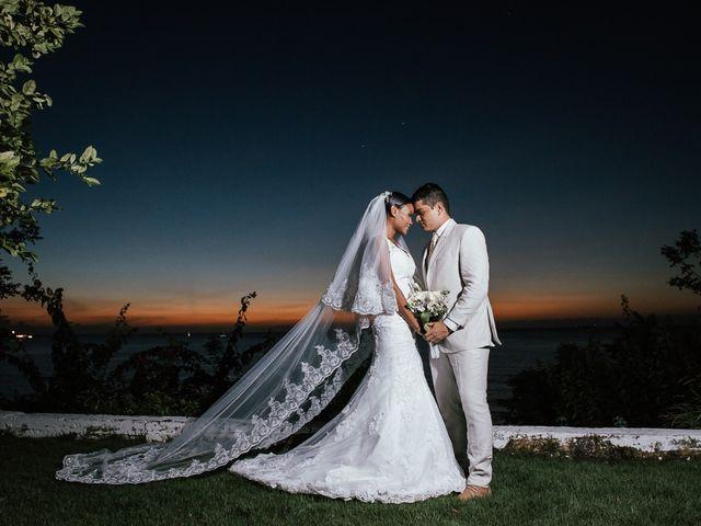 El matrimonio de Eliana  y Yamid