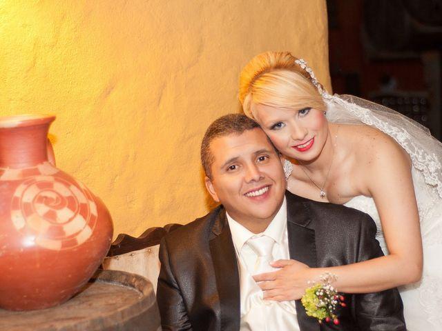 El matrimonio de Henry y Paula