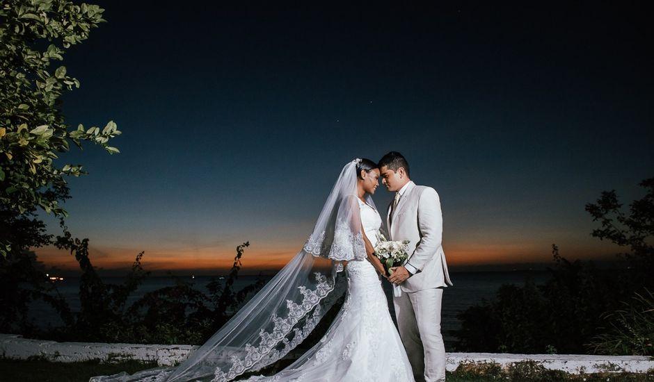 El matrimonio de Yamid y Eliana  en Santa Marta, Magdalena