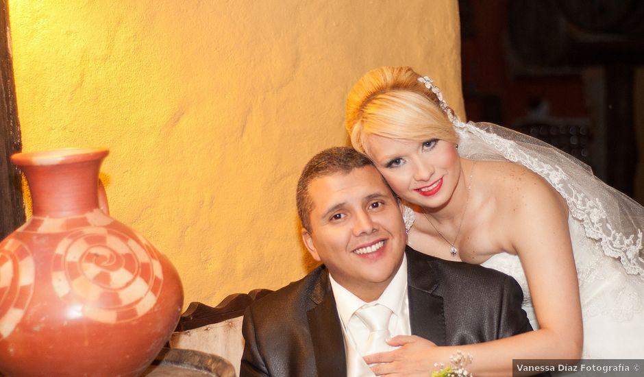 El matrimonio de Paula y Henry en Rionegro, Antioquia