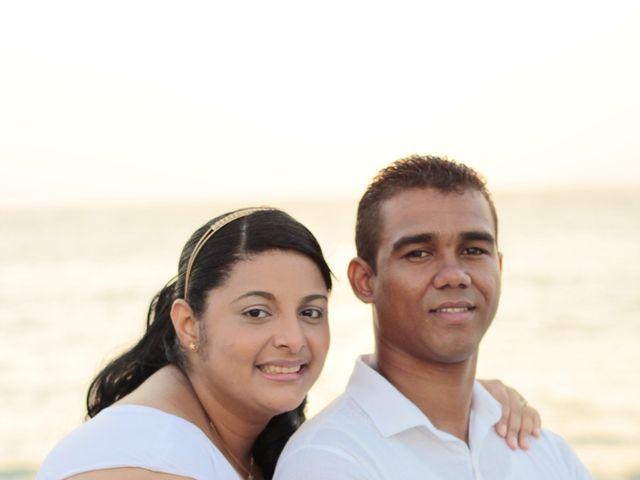 El matrimonio de Ruben y Kathery en Cartagena, Bolívar 3