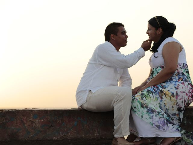 El matrimonio de Ruben y Kathery en Cartagena, Bolívar 5