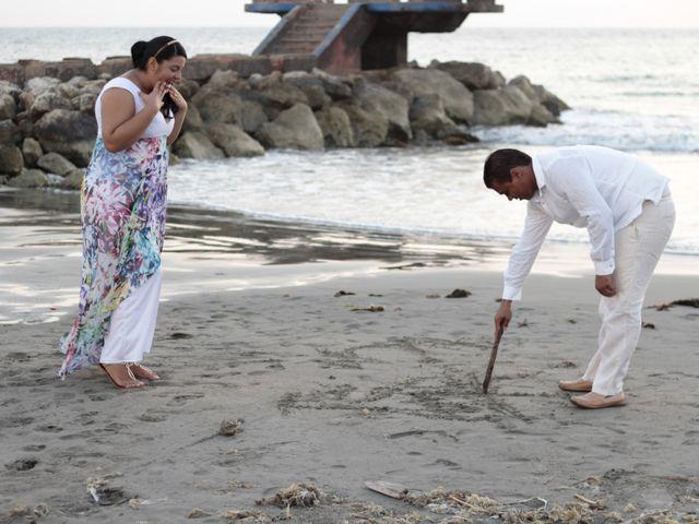 El matrimonio de Ruben y Kathery en Cartagena, Bolívar 6