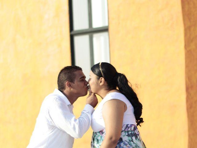 El matrimonio de Ruben y Kathery en Cartagena, Bolívar 17