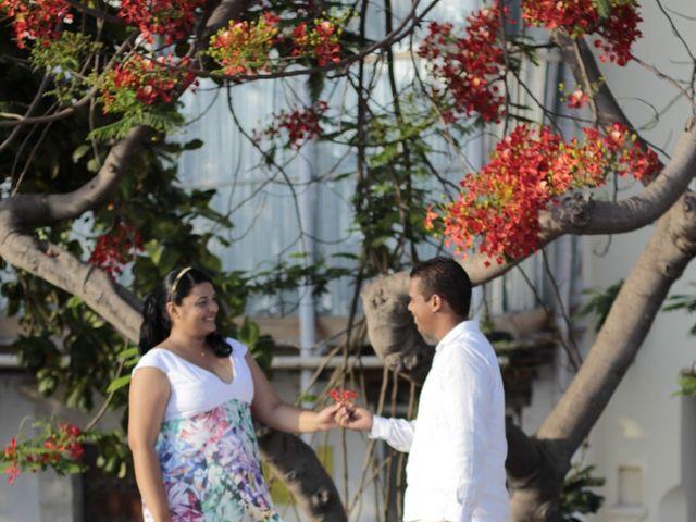 El matrimonio de Ruben y Kathery en Cartagena, Bolívar 19