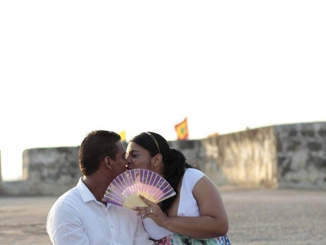 El matrimonio de Ruben y Kathery en Cartagena, Bolívar 22