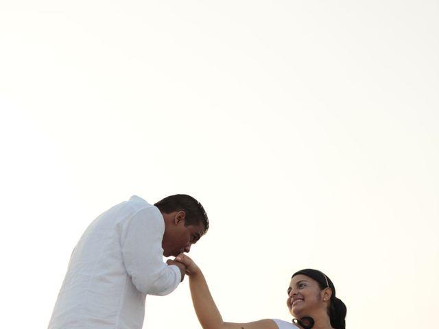 El matrimonio de Ruben y Kathery en Cartagena, Bolívar 31