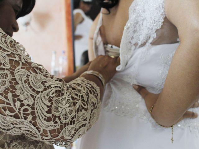 El matrimonio de Ruben y Kathery en Cartagena, Bolívar 38