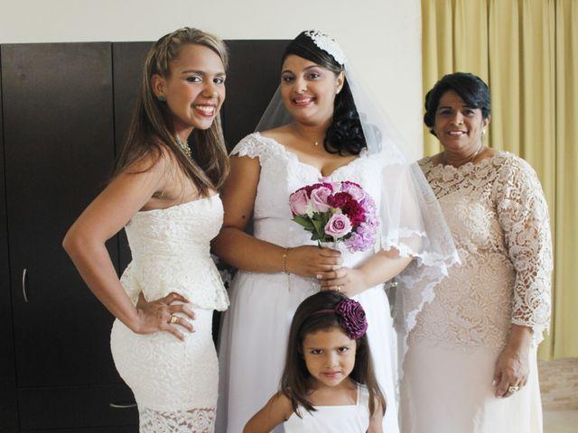 El matrimonio de Ruben y Kathery en Cartagena, Bolívar 44