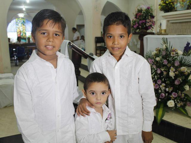 El matrimonio de Ruben y Kathery en Cartagena, Bolívar 48