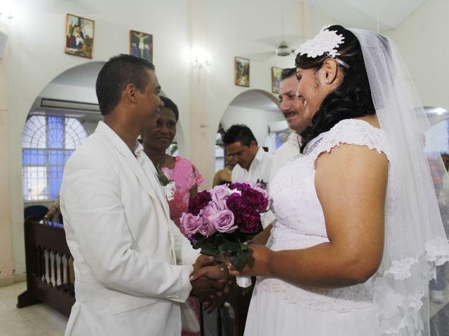 El matrimonio de Ruben y Kathery en Cartagena, Bolívar 50