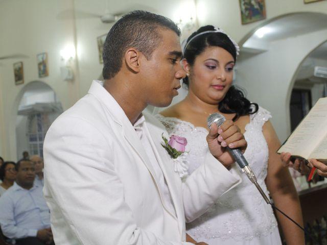 El matrimonio de Ruben y Kathery en Cartagena, Bolívar 51