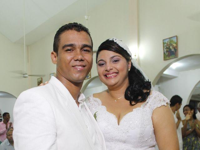 El matrimonio de Ruben y Kathery en Cartagena, Bolívar 54