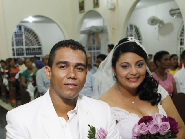 El matrimonio de Ruben y Kathery en Cartagena, Bolívar 55