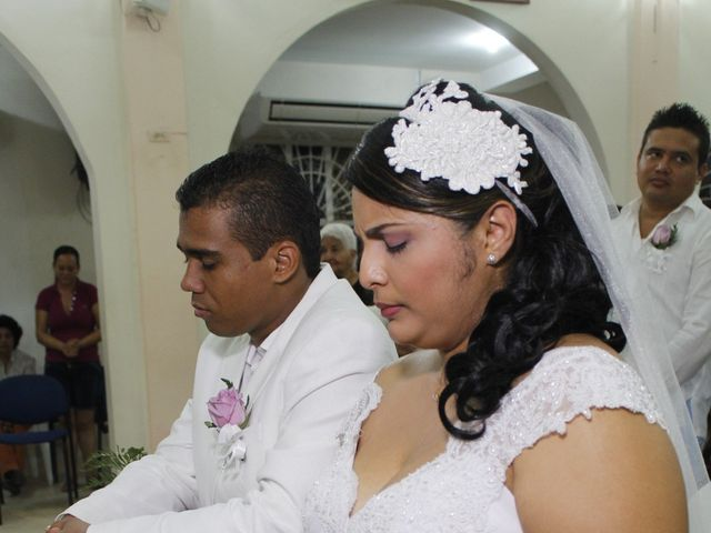 El matrimonio de Ruben y Kathery en Cartagena, Bolívar 56