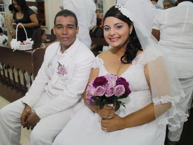 El matrimonio de Ruben y Kathery en Cartagena, Bolívar 58