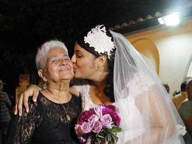 El matrimonio de Ruben y Kathery en Cartagena, Bolívar 61