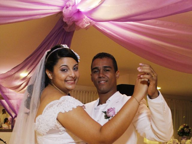 El matrimonio de Ruben y Kathery en Cartagena, Bolívar 66