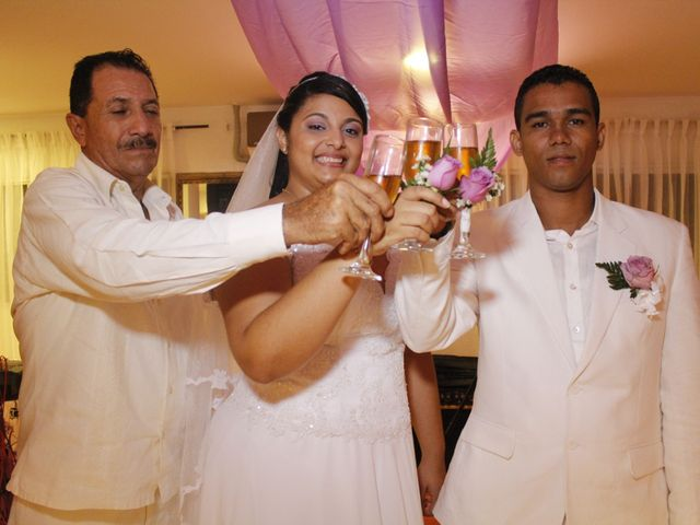 El matrimonio de Ruben y Kathery en Cartagena, Bolívar 67