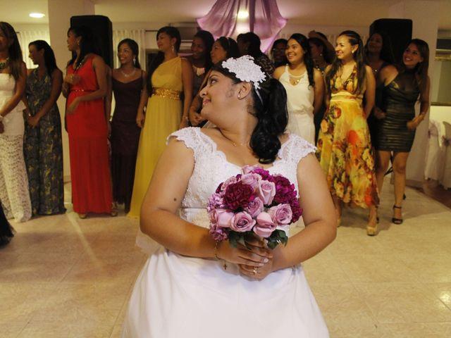 El matrimonio de Ruben y Kathery en Cartagena, Bolívar 70