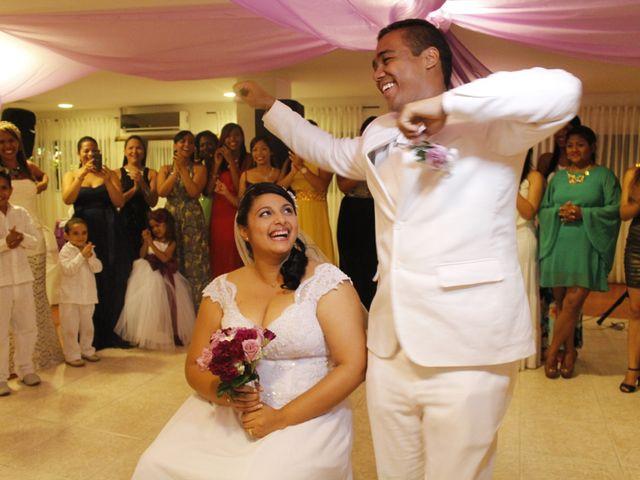 El matrimonio de Ruben y Kathery en Cartagena, Bolívar 72