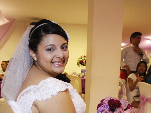 El matrimonio de Ruben y Kathery en Cartagena, Bolívar 73