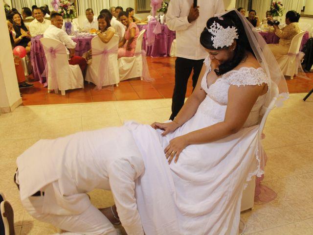El matrimonio de Ruben y Kathery en Cartagena, Bolívar 74