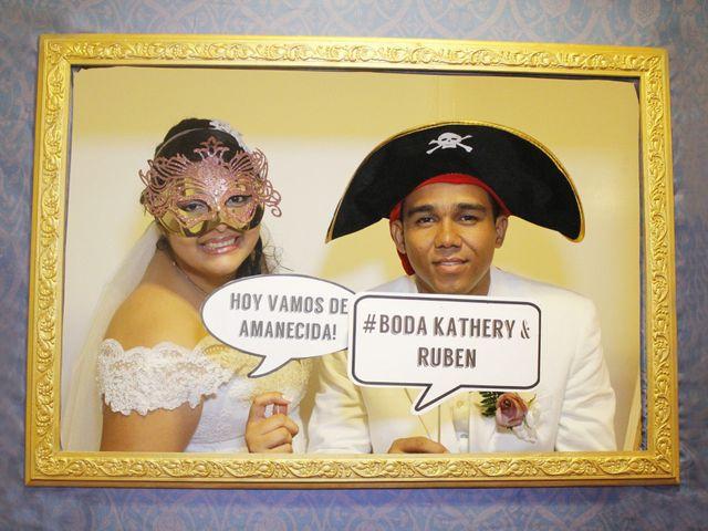 El matrimonio de Ruben y Kathery en Cartagena, Bolívar 75
