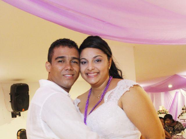 El matrimonio de Ruben y Kathery en Cartagena, Bolívar 76