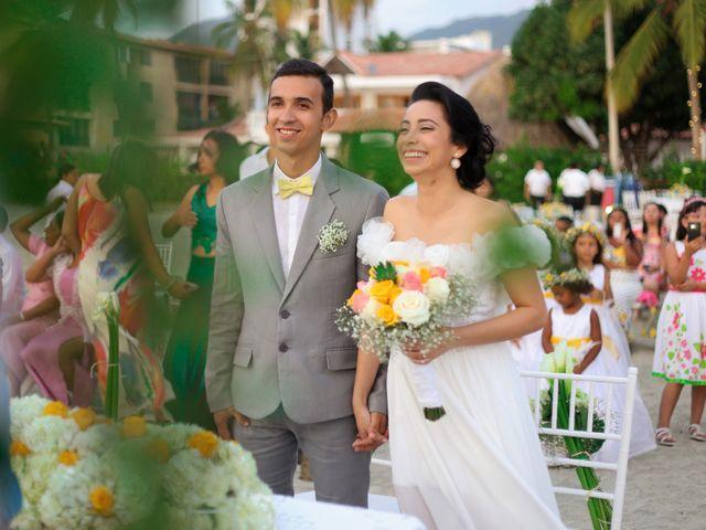 El matrimonio de Maira y Jeiner