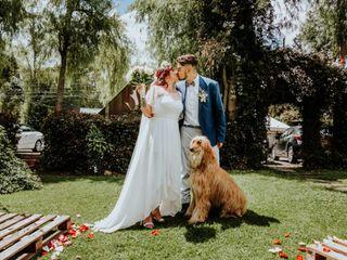 El matrimonio de Jennifer  y Gustavo 1