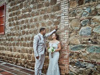 El matrimonio de Marcela y Carlos